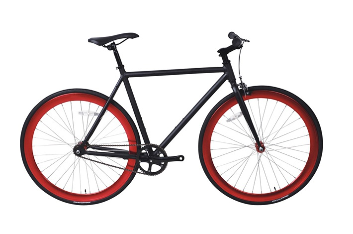 Exciting 700c Fixed Gear Bike Competition