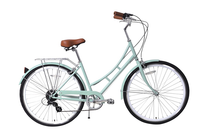City Bicycles Are The First Choice for Leisure And Socializing