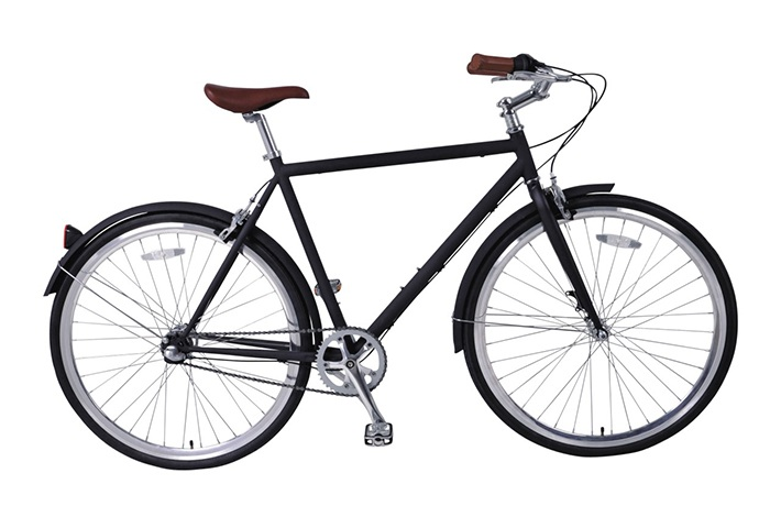 The Difference Between Classic City Bicycle And Road Bicycle