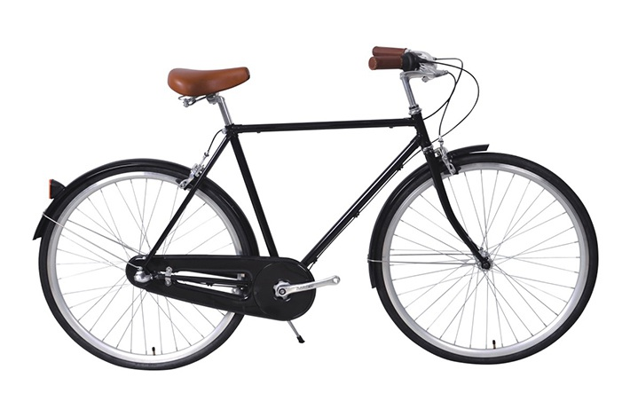 Single Speed City Bike Manufacturer Introduces The Stability Of City Bikes